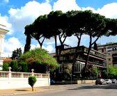 Sede dell'Ordine dei Medici in via Giovanni Battista de Rossi.